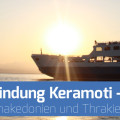Fährverbindung Keramoti - Thassos (Limenas)