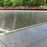9/11 Memorial - Opfer des Anschlags von Flug 77