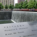 9/11 Memorial - Opfer des Anschlags im Pentagon