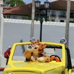 Baby Jaguar aus der Serie Dora the Explorer