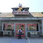 Cletus Chicken Shack in Springfield (Universal Studios Florida Orlando)