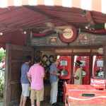 Coca-Cola Freestyle Refill Maschine im Universal Resort Florida