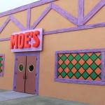 Außenansicht von Moe's Taverne in Springfield (Universal Orlando)