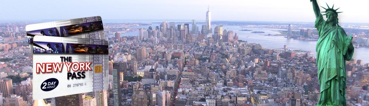 New York Pass NYC - Titelbild