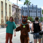 Shaggy und Scooby Doo