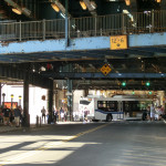 "Unter der Subway-Station ""161 Street Yankee Stadium"""
