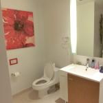 Toilette in der Studio Suite der Dharma Home Suite - 70 Greene Street Jersey City