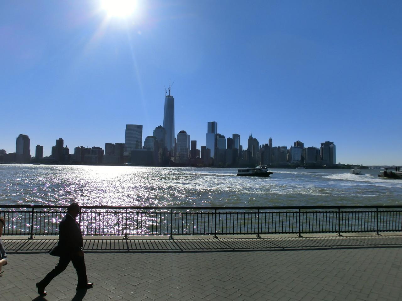 Sexualverbrecher nimmt New York City auf
