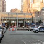 "Zugang zu Path-Station ""World Trade Center"" in New York City"