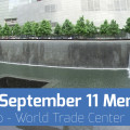 Ground Zero - World Trade Center: National September 11 Memorial New York City