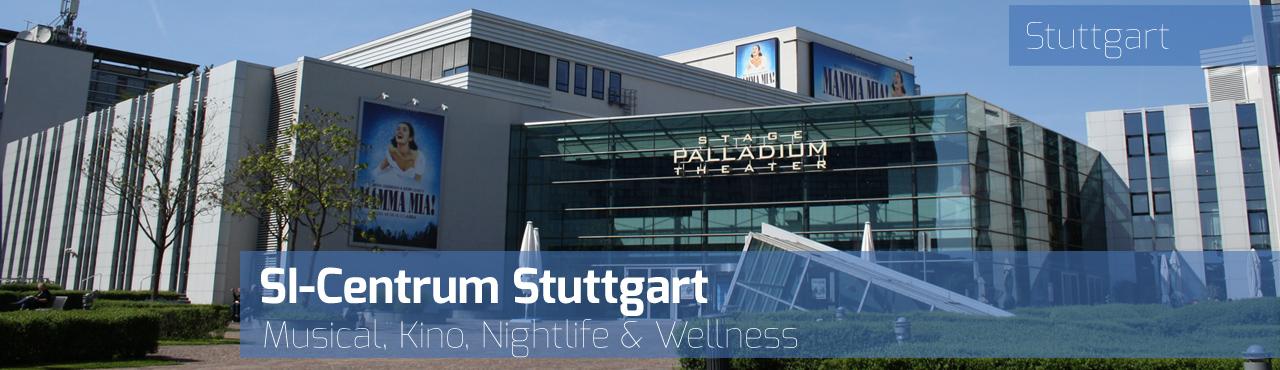 Si Centrum Stuttgart