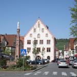 Altes Rathaus der Großen Kreisstadt Bad Mergentheim