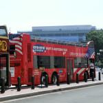 Sightseeing in Washington D. C. mit den Big Bus Tours