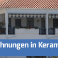 Ferienwohnungen in Keramoti, Griechenland