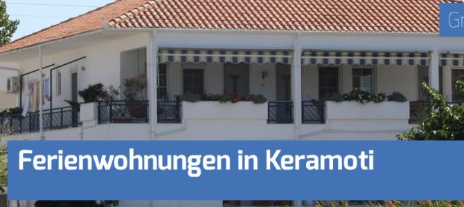 Ferienwohnungen in Keramoti