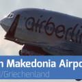 Flughafen Makedonia Airport Thessaloniki (SKG)