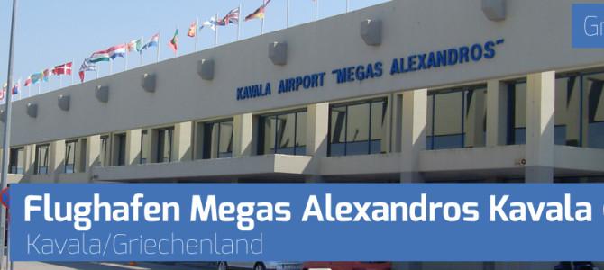Flughafen Megas Alexandros Kavala (KVA)