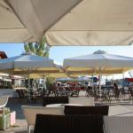 Hafencafés in Keramoti