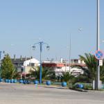 Hafenstrasse von Keramoti