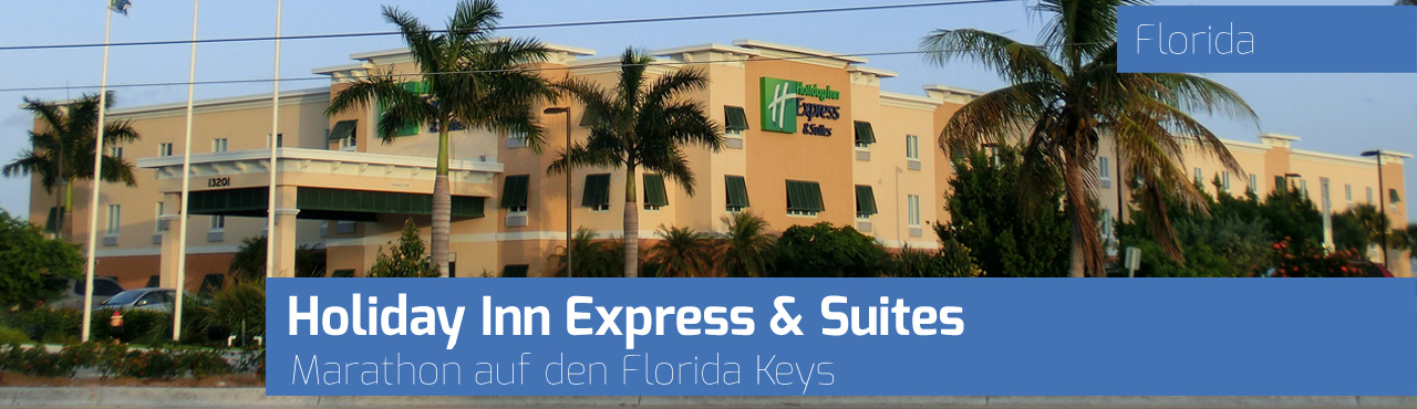 Holiday Inn Express & Suites in Marathon