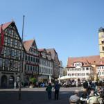 Bad Mergentheimer Marktplatz