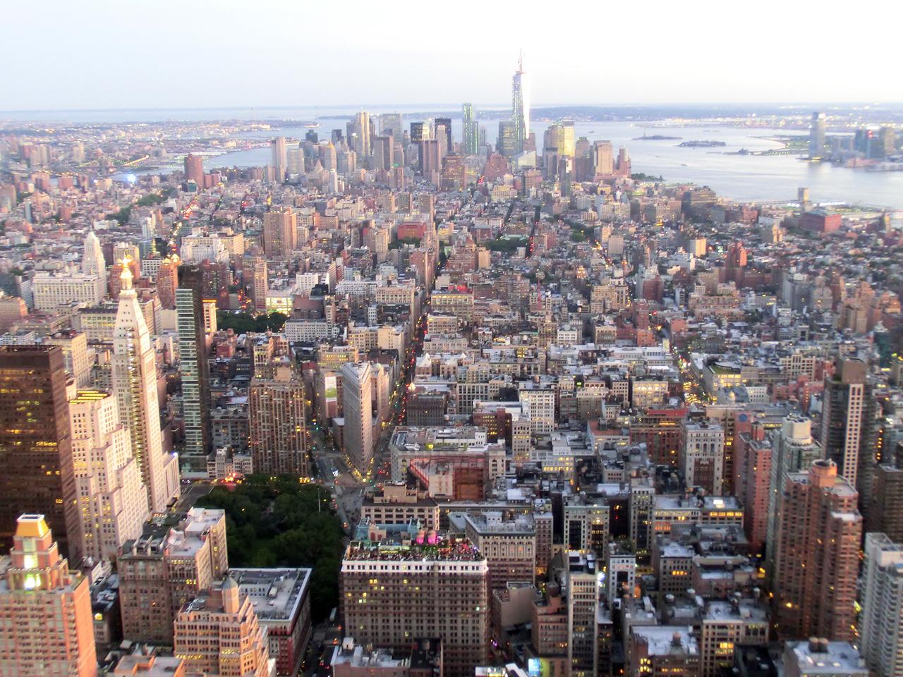 Empire State Building  Platform