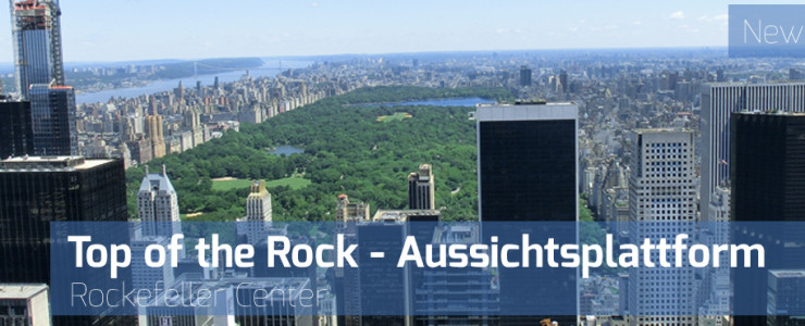Rockefeller Center – Top of the Rock