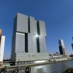 Ansicht Vertical City mit dem Hotel nhow Rotterdam