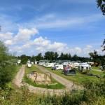 Ansicht Campingplatz Ostseecamp Glücksburg-Holnis