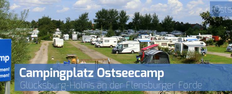 Campingplatz – Ostseecamp – Glücksburg-Holnis
