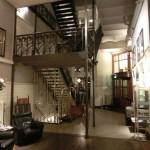 Treppenhaus im Hotel New York - Rotterdam