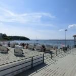 Strand Sandwig - Glücksburg an der Ostsee