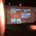 Vorraum Konferenzbereich nhow Hotel Rotterdam