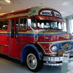 Bus aus Südamerika