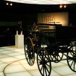 Erstes Auto von Carl Benz (Mercedes-Benz)