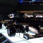 Formel 1 Rennwagen - McLaren-Mercedes