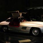 Mercedes SL Flügeltürer