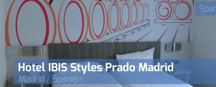 Hotel-Tipp Madrid: Ibis Styles Madrid Prado