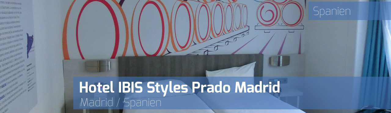 IBIS Styles Prado Madrid