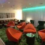 Sitzgelegenheiten in der Lobby - Hotel Scandic Berlin Kurfürstendamm