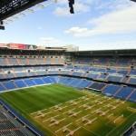 Estadio Santiago Bernabéu - Real Madrid