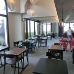 Restaurant in der siebten Etage - Frühstücksraum