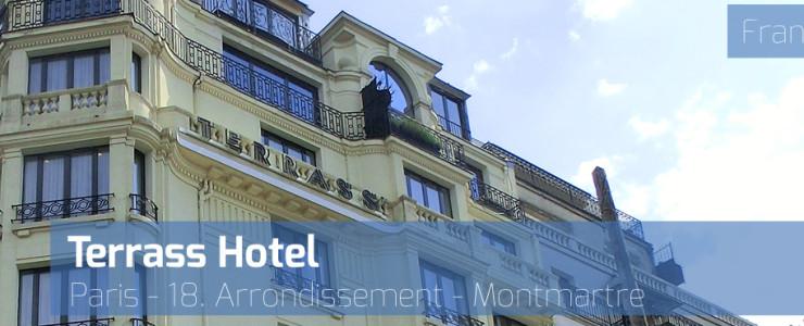 Hotel-Tipp Paris: Terrass Hotel am Montmartre
