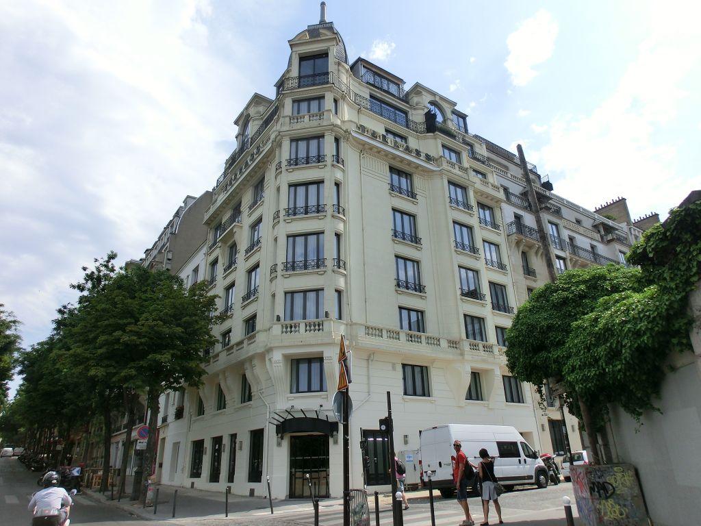 hotel tipp paris terrass hotel am montmartre