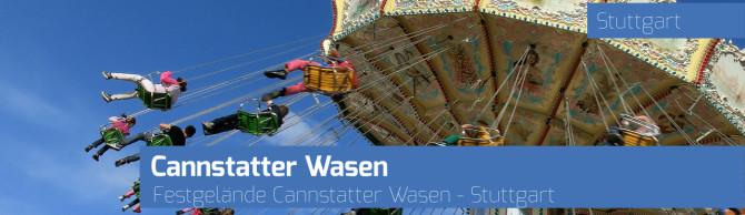 Cannstatter Volksfest – Cannstatter Wasen