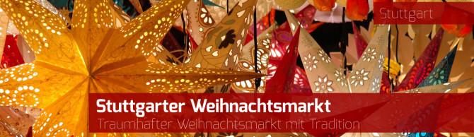 Stuttgarter Weihnachtsmarkt