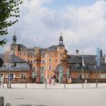Schloss Schwetzingen - Eingang