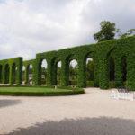 Schlssgarten Schloss Schwetzingen - Grüne Bogen