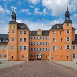 Eingang Schloss Schwetzingen