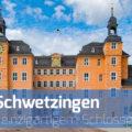 Schloss Schwetzingen - Schloss mit einzigartigem Schlossgarten